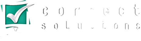 Correct Solutions Logo
